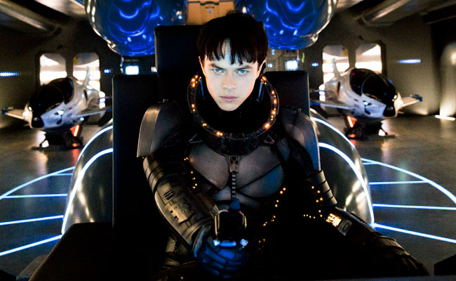 Valerian and the City of 1,000 Planets